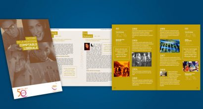 Ifec - Projet de brochure interne B2B