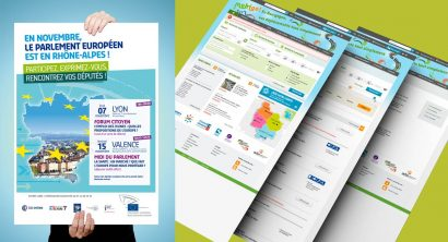 Design papier et webdesign