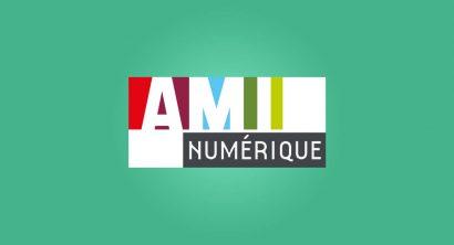 Logo entreprise graphiste AMI